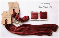 Nina's Thread - Coloris Old Berry