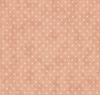 Moda Essential Dots - Coloris Country Rose (Rose)