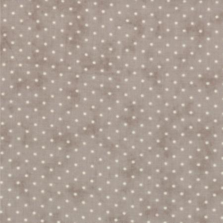 Moda Essential Dots - Coloris Stone (Galet) 8654 112