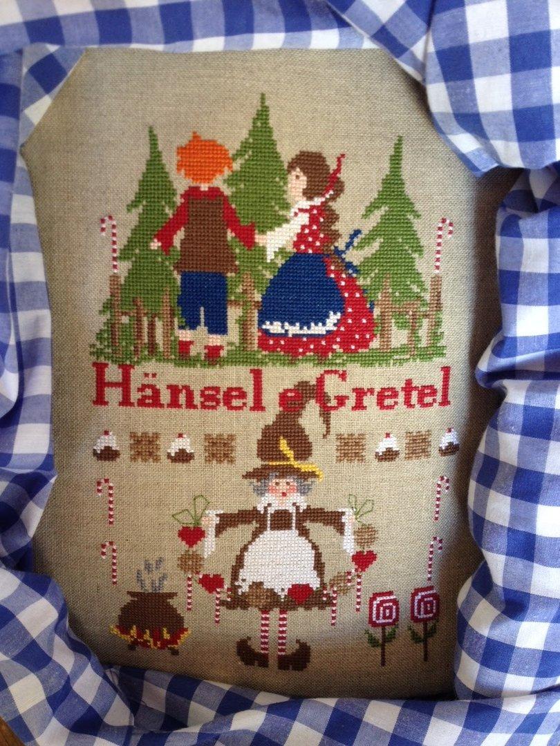Lilli Violette - Hansel e gretel