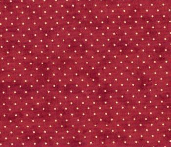 Moda Essential Dots - Coloris Red (Rouge)
