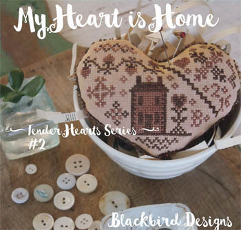 Blackbird Designs -  My Heart is home
