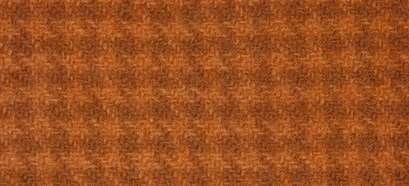 Weeks Dye Works - Feutrine Houndstooth Sweet Potato (2238 HT)