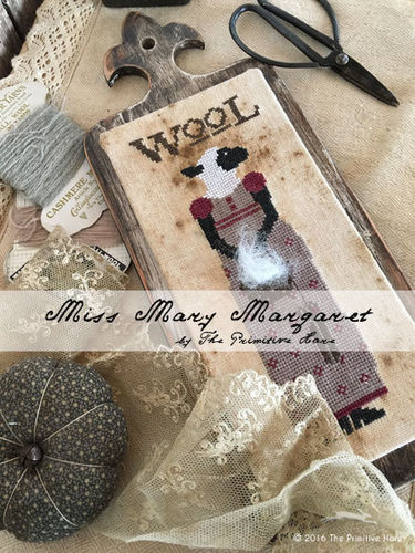 The Primitive Hare - Miss Mary Margaret Wool