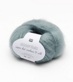 Rico Design - Essentials Super Kid Mohair Loves Silk