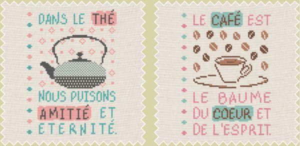 Lilipoints - Les Boites à thé et Café V002
