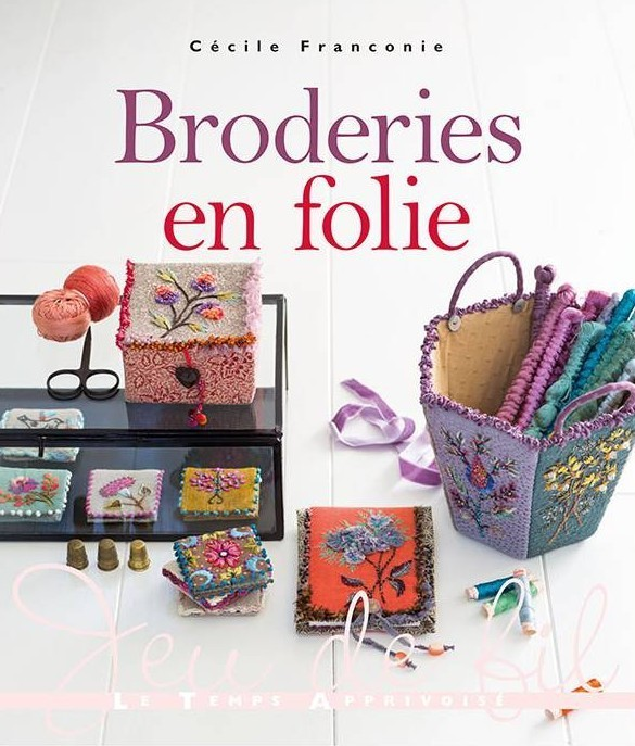 Broderie le comptoir des fees for Salon de la broderie