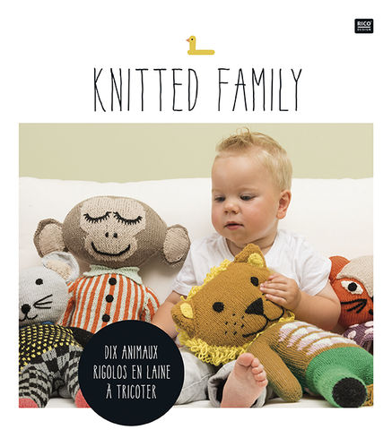 Rico Design - Knitted Family