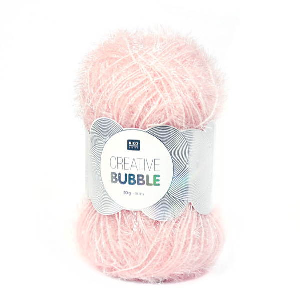 Rico Design -  Creative Bubble coloris Rose