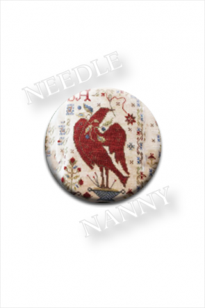 Sewing Bird Needle Nanny by Blackbird Designs