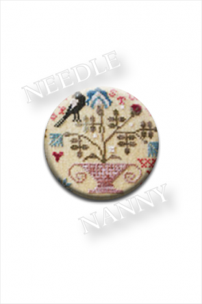 Spring Blossoms Needle Nanny by Blackbird Designs