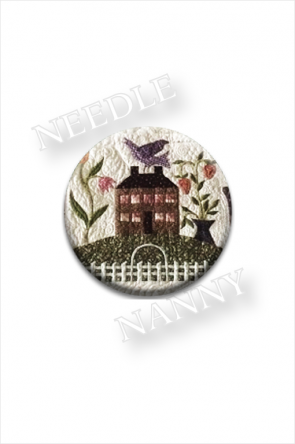 Welcome Home 2 Needle Nanny by Blackbird Designs