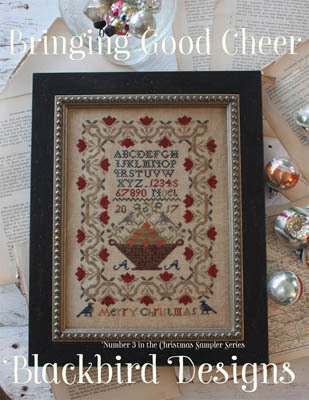 Blackbird Designs - Bringing Godd Cheer
