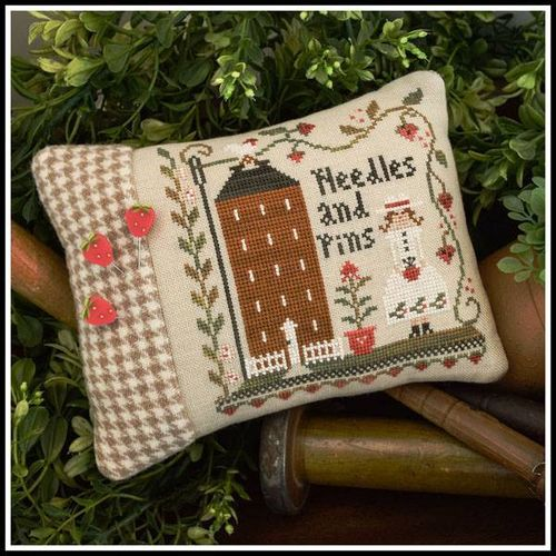 Little house Needleworks - Semi kit Keeper of the Pins
