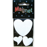 Magnets Coeurs Réf ZMG102