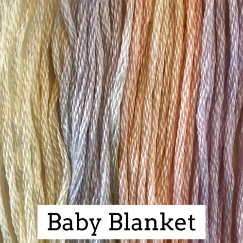 Classic Colorworks - Baby Blanket