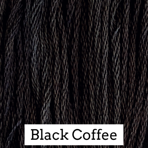 Classic Colorworks - Black Coffee