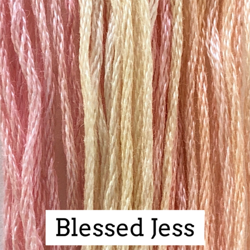 Classic Colorworks - Blessed Jess (Cottage Colours)