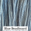 Classic Colorworks - Blue Beadboard