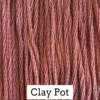 Classic Colorworks - Clay Pot
