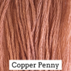CRESCENT COLOURS Coton - Copper Penny