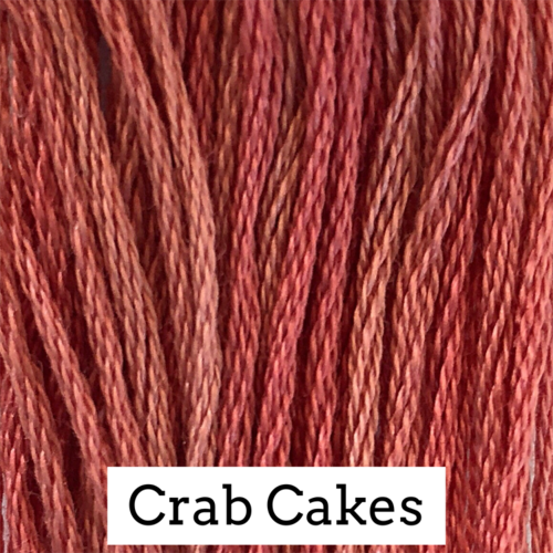 Classic Colorworks - Crab Cakes