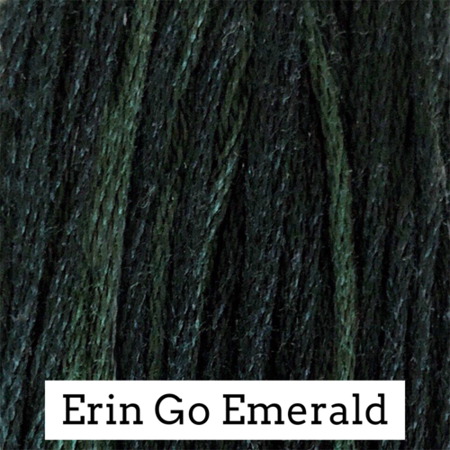 Classic Colorworks - Erin Go Emerald