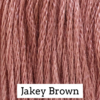 CRESCENT COLOURS Coton - Jakey Brown