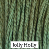 Classic Colorworks - Jolly Holly