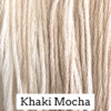 CRESCENT COLOURS Coton - Khaki Mocha