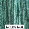 Classic Colorworks - Lettuce Leaf