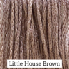 CRESCENT COLOURS Coton - Little House Brown