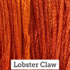 CRESCENT COLOURS Coton - Lobster Claw