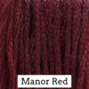 CRESCENT COLOURS Coton - Manor Red