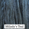 Classic Colorworks - Milady's Teal