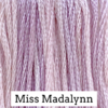 CRESCENT COLOURS Coton - Miss Madalynn (Cottage Colours)
