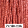 Classic Colorworks - Persimmon
