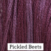 CRESCENT COLOURS Coton - Pickled Beets
