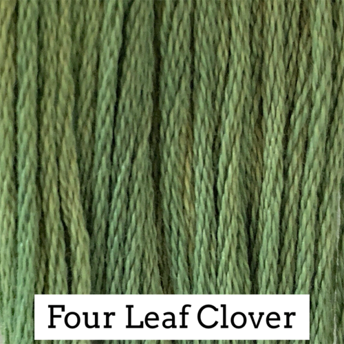 Classic Colorworks - Four Leaf Clover
