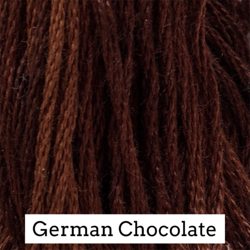 Classic Colorworks - German Chocolate