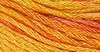 Gentle Art - Sampler Threads Orange Marmalade