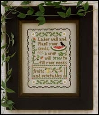LITTLE HOUSE NEEDLEWORKS - Plant Your Seeds