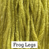 Classic Colorworks - Frog Legs
