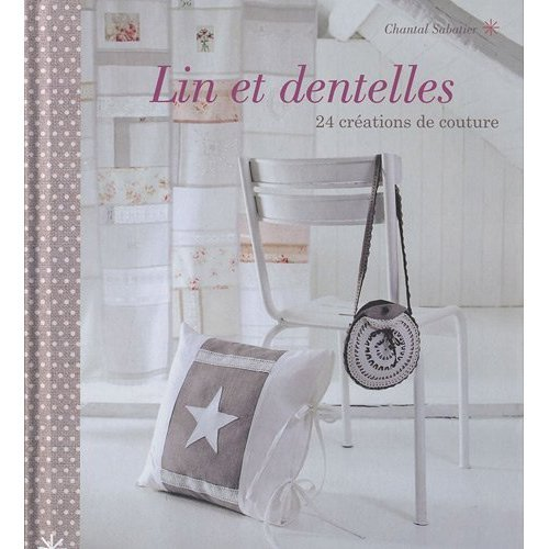 Lin et dentelles - Chantal Sabatier