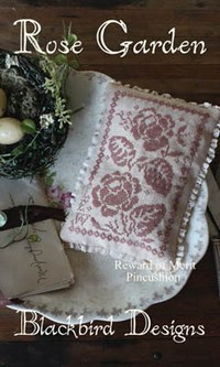 BLACKBIRD DESIGNS - Rose Garden