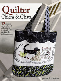 EDS - Quilter Chiens & Chats