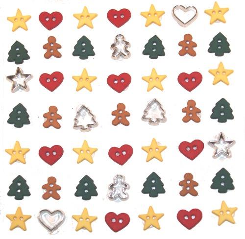 Dress it Up - Itty Bitty Cut Out Cookies 4851