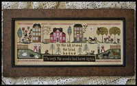 LITTLE HOUSE NEEDLEWORKS - Hillside Travelers