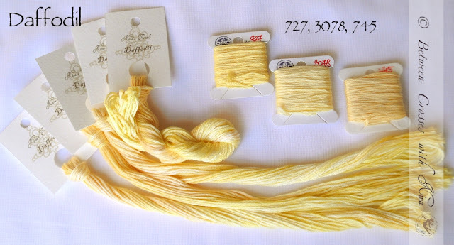 Nina's Thread - Coloris Daffodil