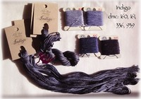 Nina's Thread - Coloris Indigo